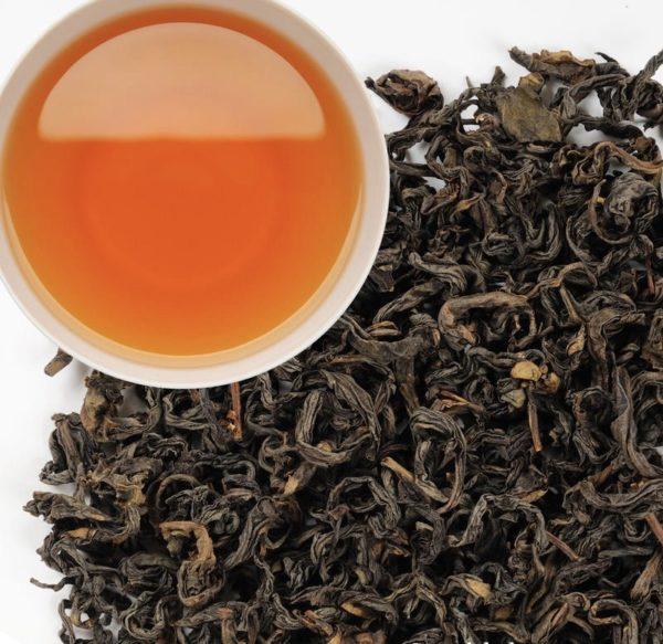Half-Fermented tea Formosa Oolong Butterfly of Taiwan
